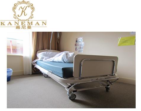 Hospital bed mmeory foam mattress