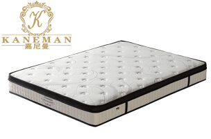 wholesale pocket spring mattress hot sale