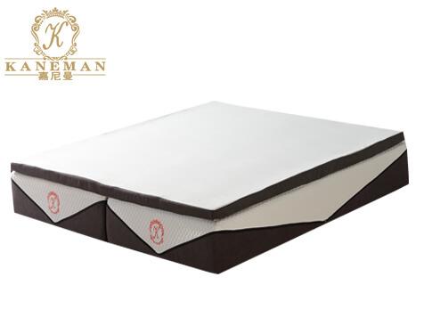 Split super king memory foam mattress