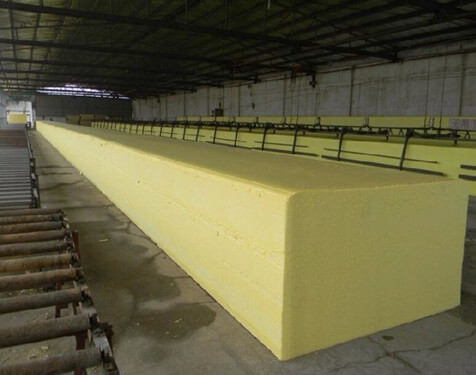 High density PU foam