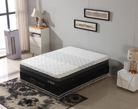 Visco memory foam mattress