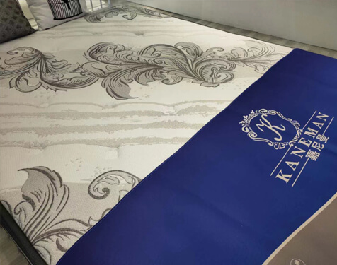 12 inch pocket spring mattress