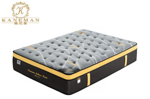 memory foam pocket coil spring mattress
