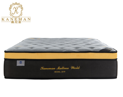 memory foam pocket coil spring mattress