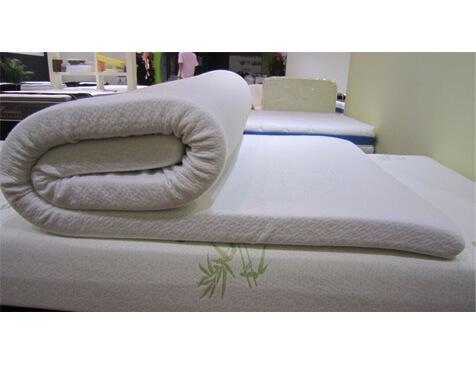 aloe vera topper mattress in box