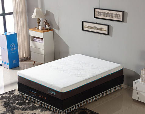 China manufacturer memory foam mattress