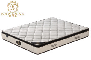 pillow top continuous spring mattress