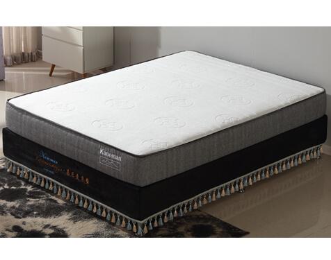 roll packing in box memory foam mattress