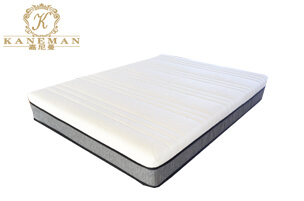 latex memory foam mattress