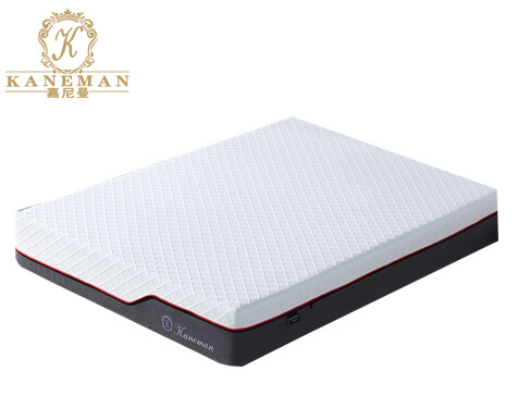 Gel memory foam mattrress in a box
