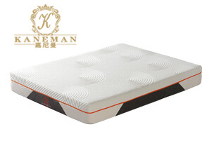 removable zipper gel memory foam mattress