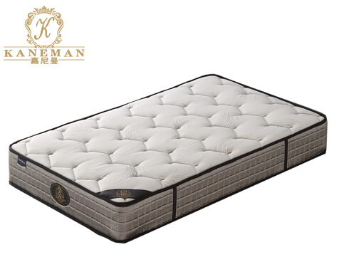 8inch Rolled bonnell spring mattress