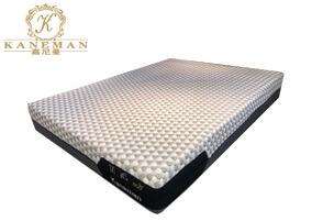 Gel memory foam mattress plush in carton
