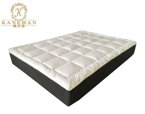 Quilt Gel memory foam mattress plush