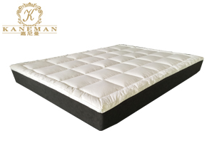 Quilt Gel memory foam mattress plush